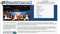 PlanetAll Tours Inc
